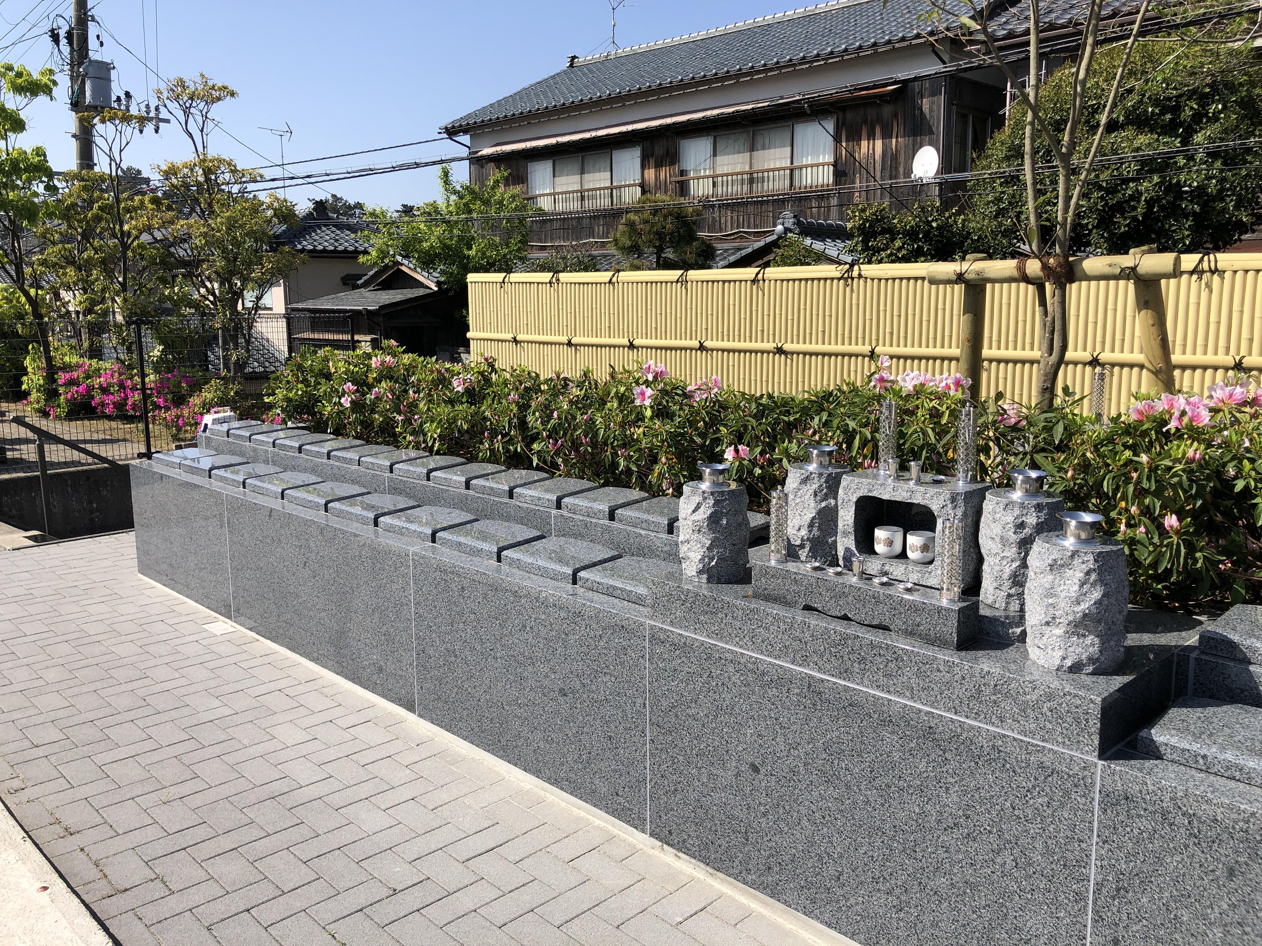 永樹墓(個別型埋葬墓)