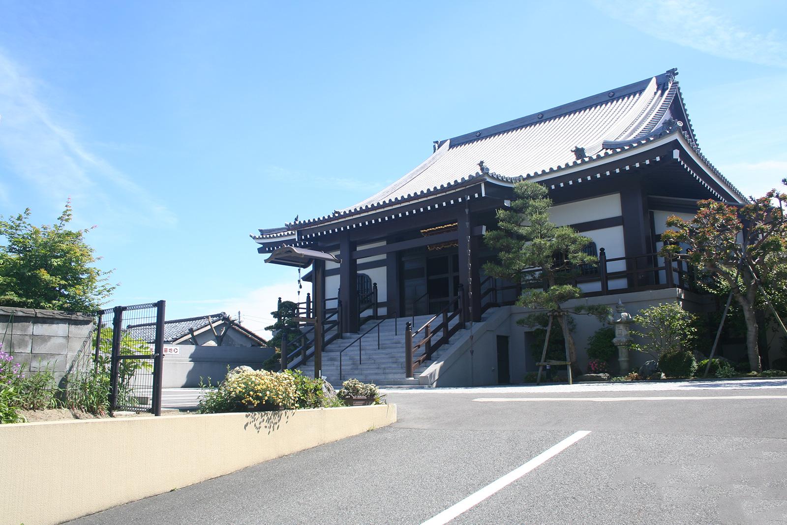 大仙寺外観01